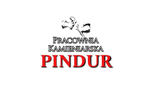 logo firma pindur pracowania kamieniarska Cieszyn Kamieniarz